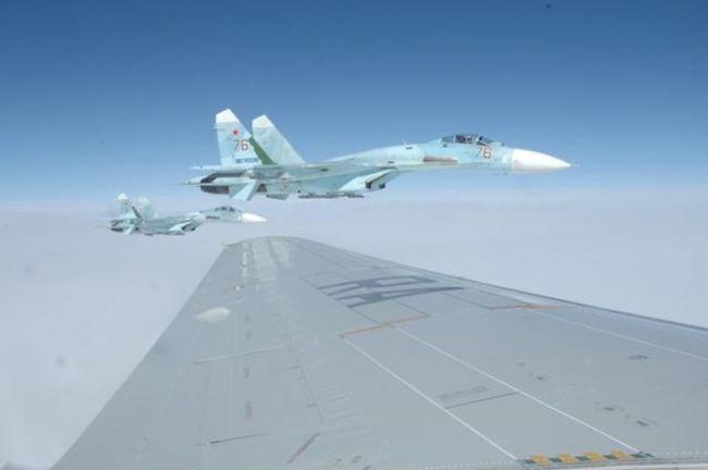 هواپیماهای مافوق صوت | Su-27 Flanker