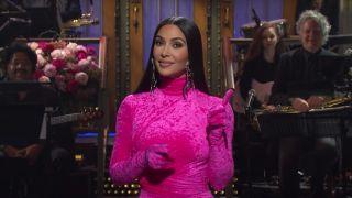 Kim Kardashian on SNL