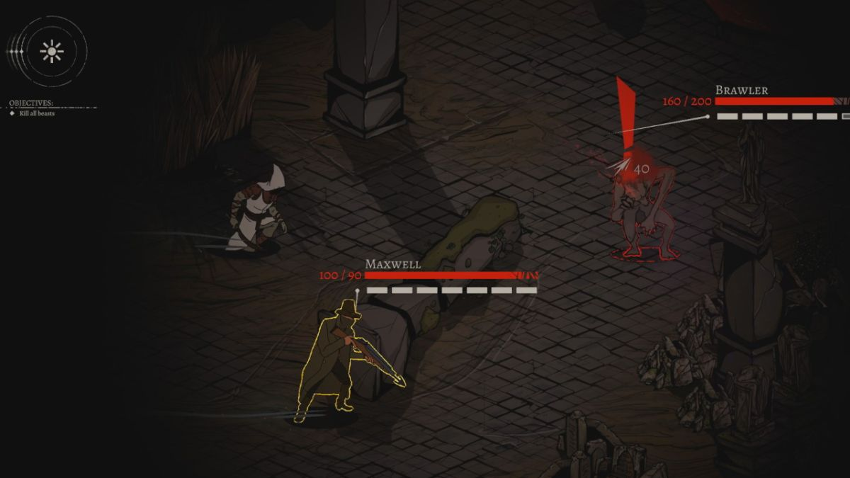 Monstrous tactics game Alder's Blood trickles out, with a hefty discount