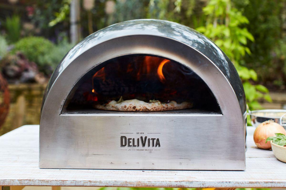 DeliVita pizza oven review