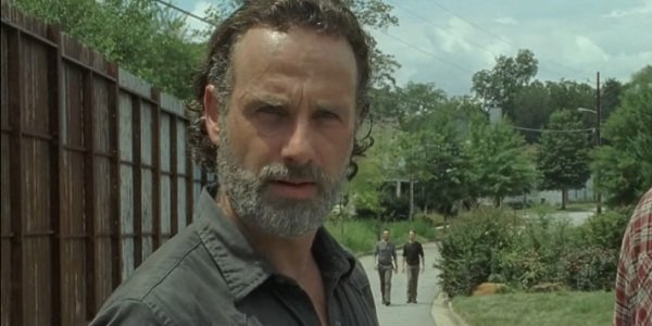 Rick Grimes Andrew Lincoln The Walking Dead AMC