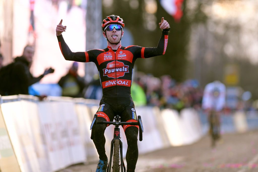 Iserbyt wins Nommay Cyclo-cross World Cup