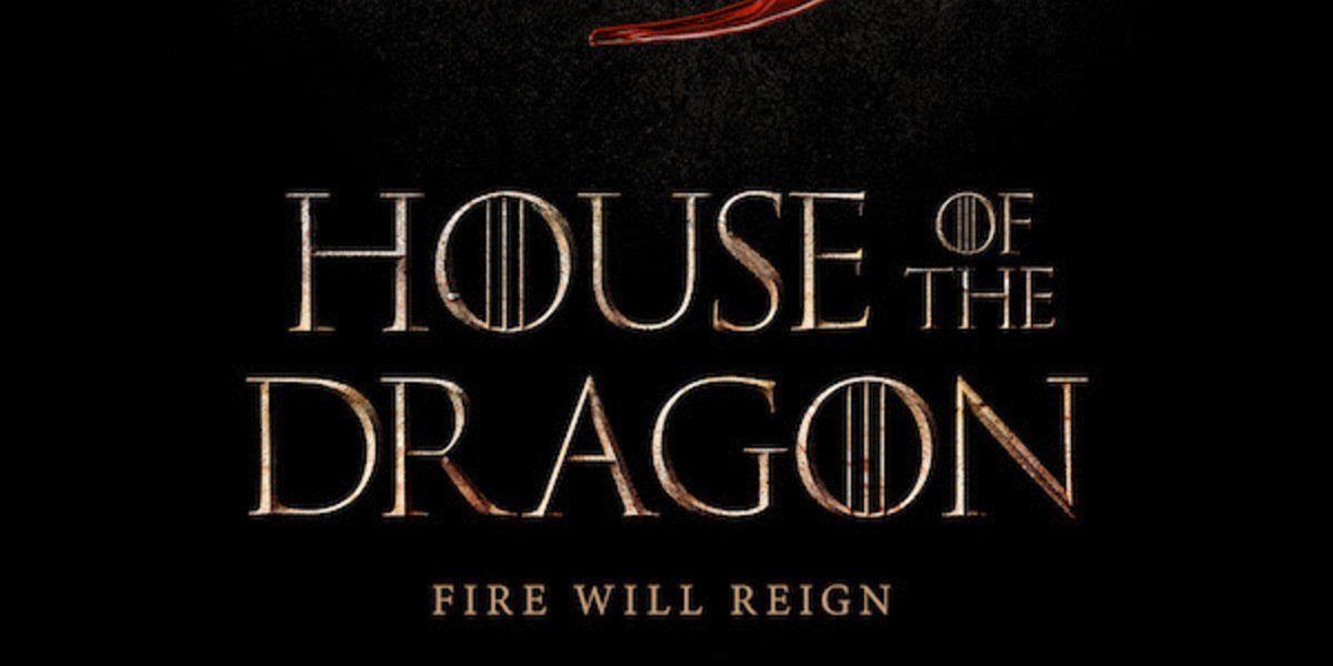 game of thrones spinoff house of the dragon logo hbo