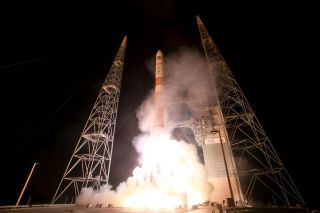 Sixth WGS Satellite Delta IV Rocket Launch