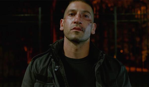 jon bernthal as Punisher
