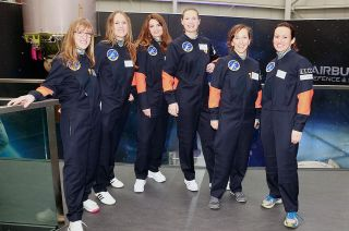 'Die Astronautin' finalists