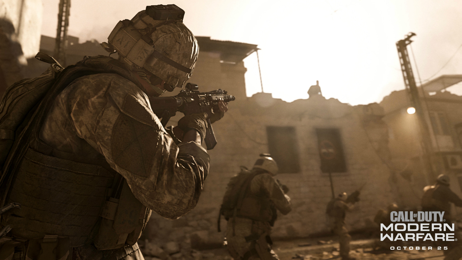 Call of Duty Modern Warfare: News, Trailer and Release Date