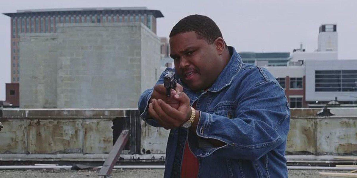 Anthony Anderson - The Departed