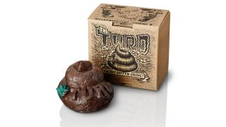 The Turd guitar effects pedal