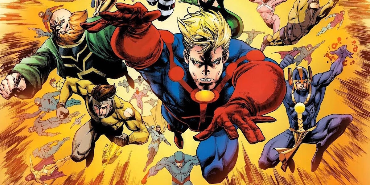 The Eternals Confirmed To Explore A Post-Avengers: Endgame MCU - CINEMABLEND