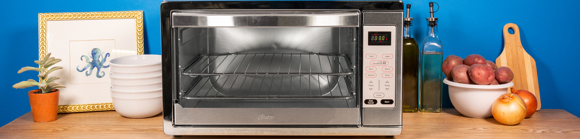 Best Toaster Ovens of 2019 - Reviews of Traditional, Convection