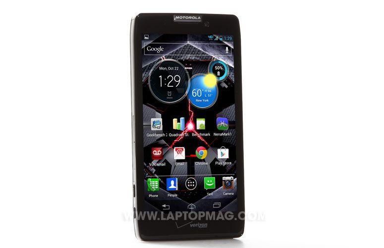 Droid Android Hd Razr verizon Review Maxx Motorola Wireless