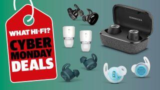 Cyber Monday wireless earbuds deals