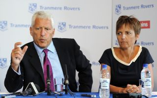 Soccer – Tranmere Rovers Press Conference