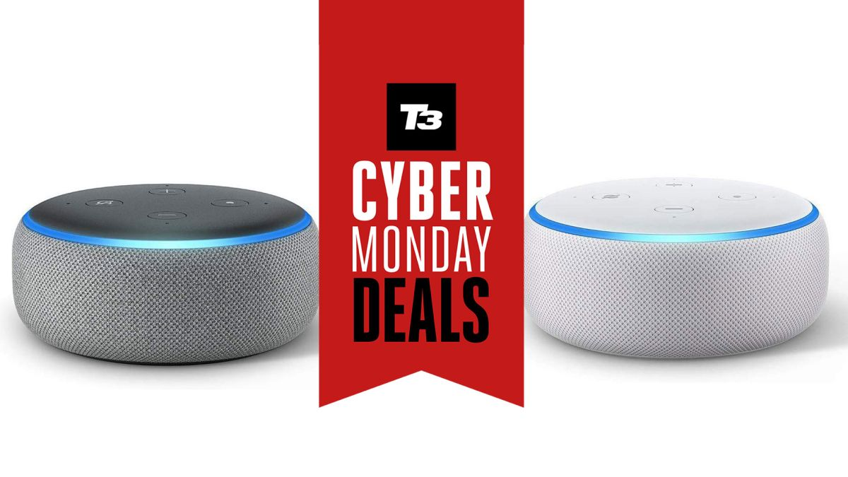 This is the CHEAPEST EVER way to bag an Amazon Echo Dot this Cyber Monday
