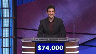 Matt Amodio became Jeopardy!'s ninth-highest money winner on Thursday with $268,000.