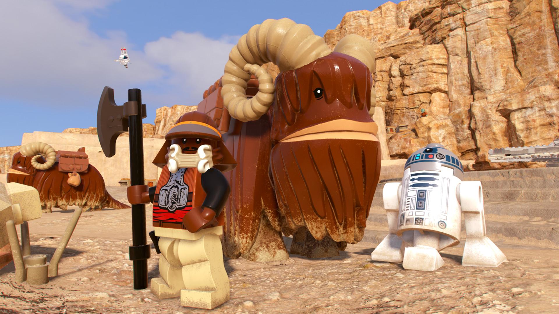 Lego Star Wars The Skywalker Saga Is Coming In Spring 2021 Pc Gamer