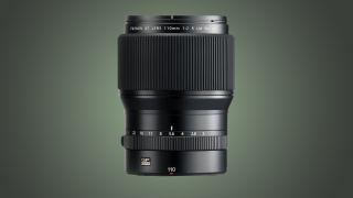 Fujifilm 80mm f/1.7