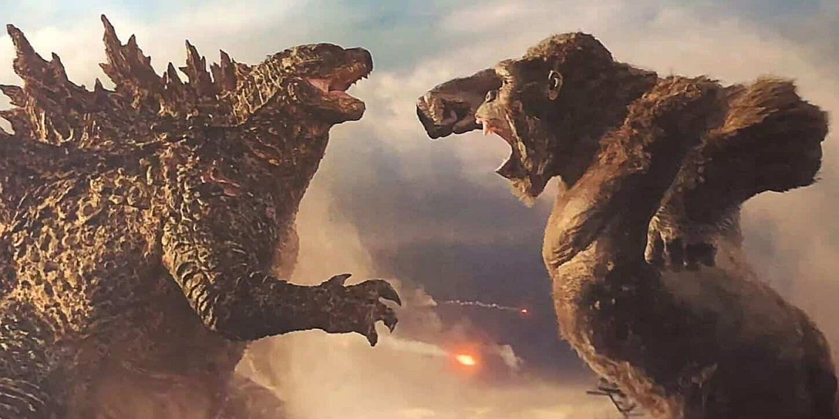 Godzilla Vs. Kong's Director Reveals The Two Fight Scenes He Was Most Excited To Film For The MonsterVerse