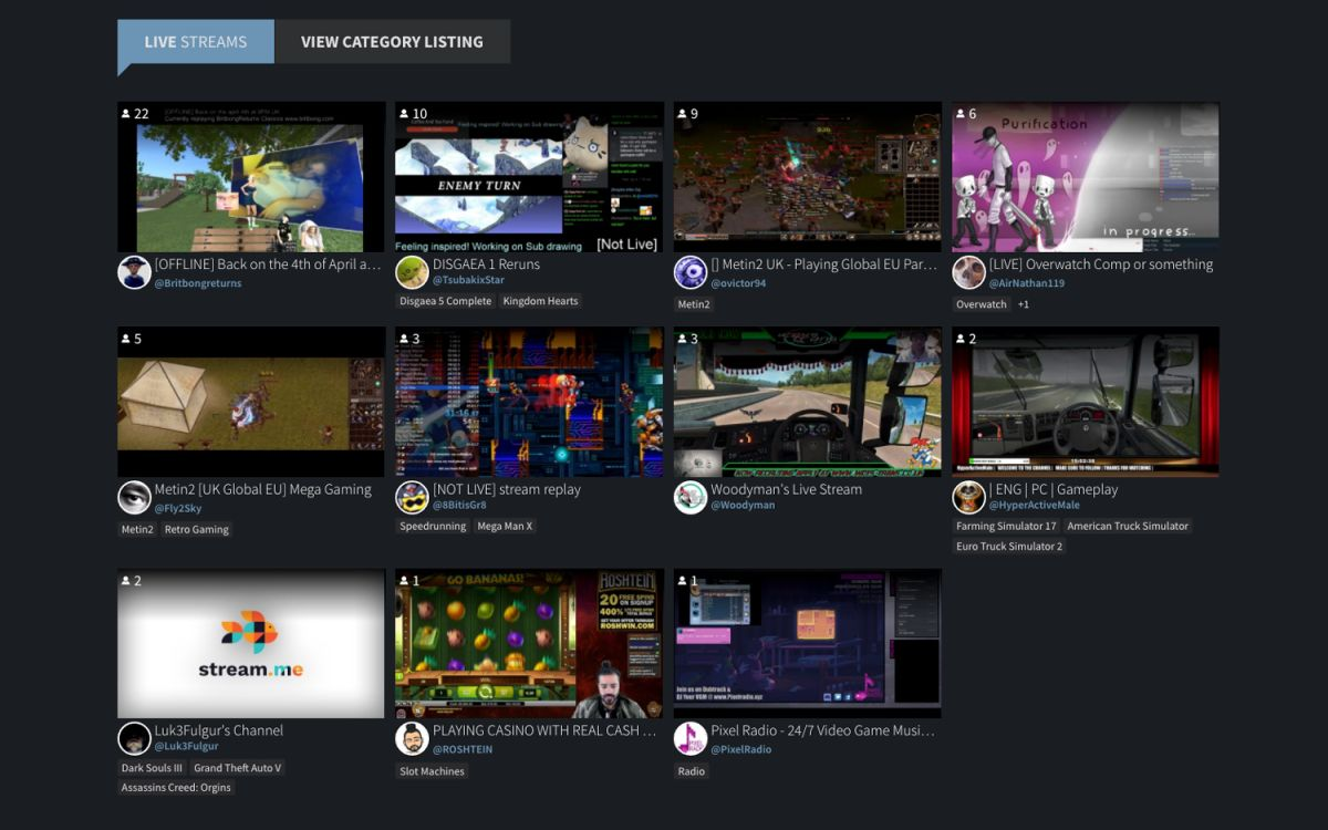 The 7 Best Twitch Alternatives | Tom's Guide