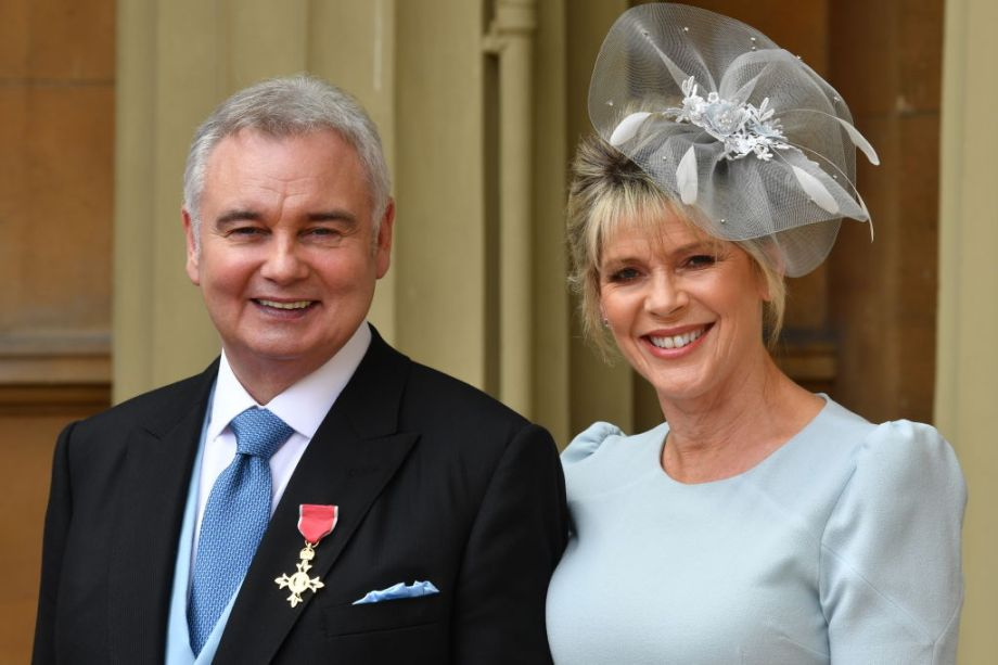 Fans are loving that Eamonn Holmes enjoyed night in with THIS Loose Woman while Ruth Langsford treated herself to a spa weekend