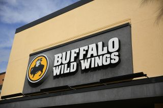 The incident happened at a Buffalo Wild Wings.