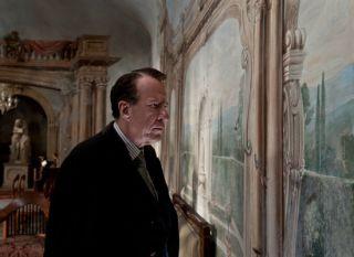Deception - Geoffrey Rush as Virgil Oldman