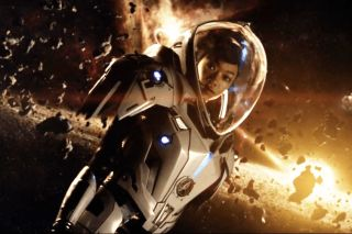 Cmdr. Michael Burnham, Star Trek: Discovery