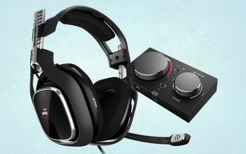 Astro A40 + MixAmp Pro Headset Review: Great Sound Meets