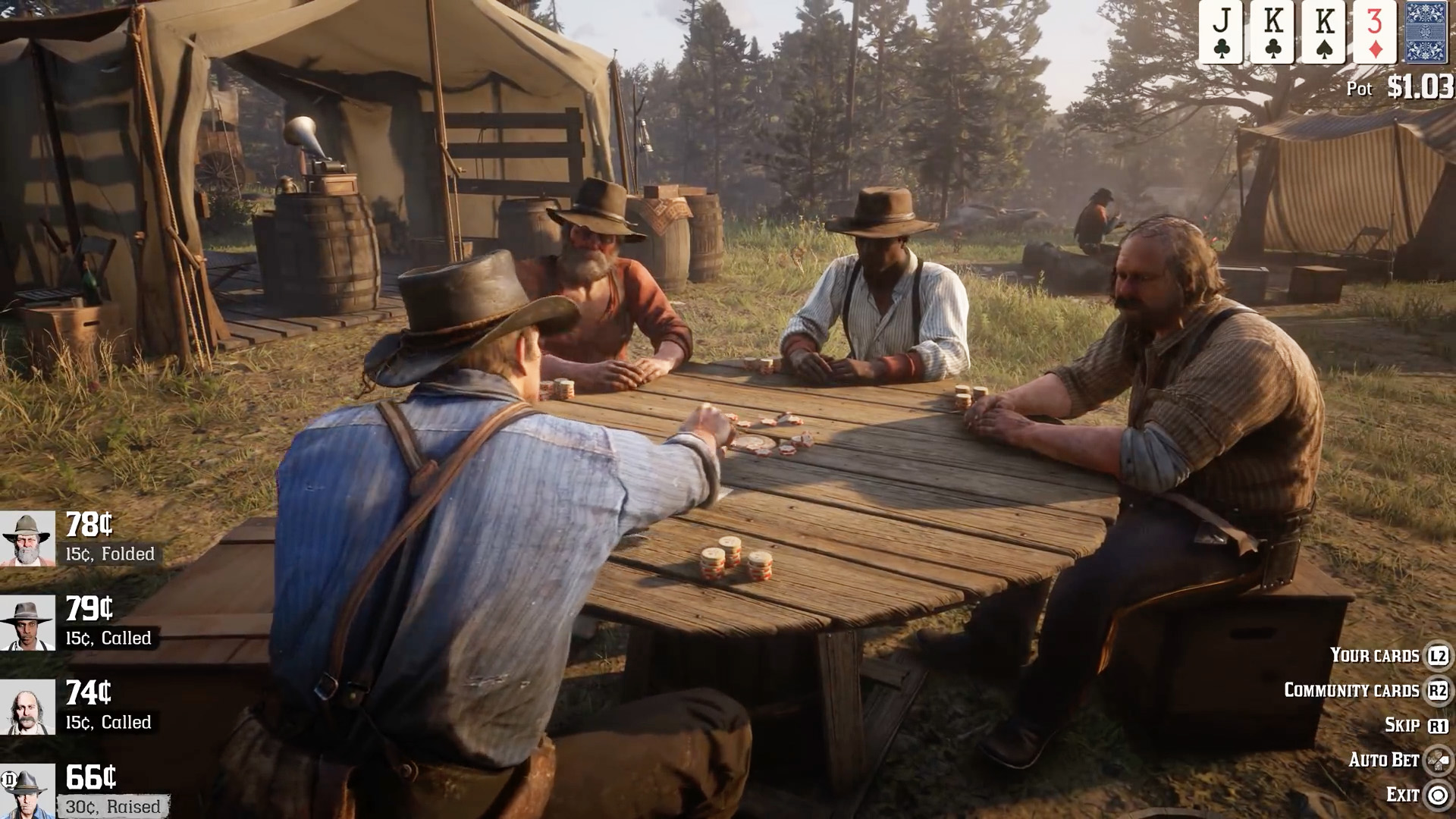 Red Dead Redemption 2 Gambler Challenges guide: How to