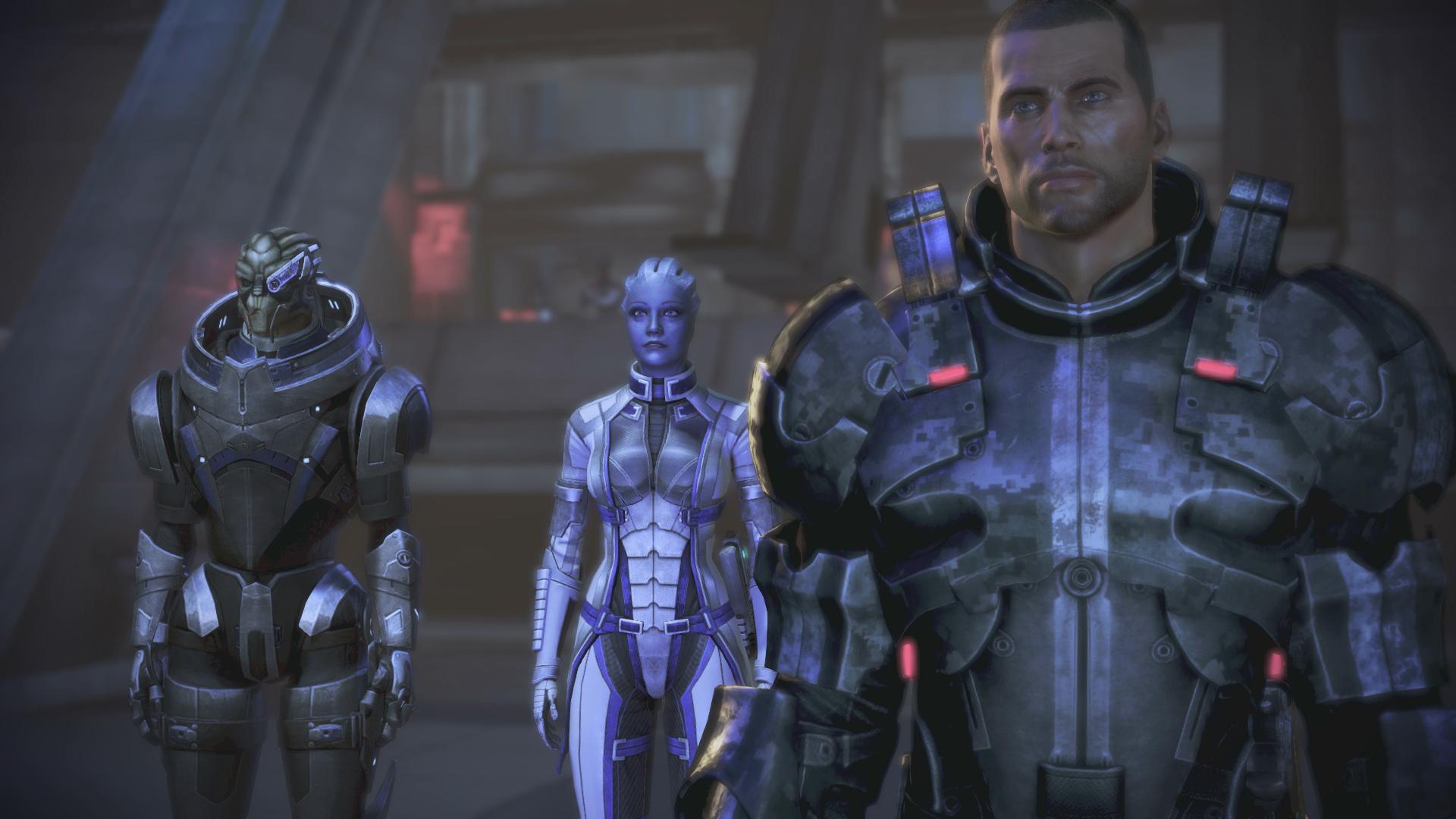 Modders are revitalising Mass Effect 3 for N7 Day | PC Gamer