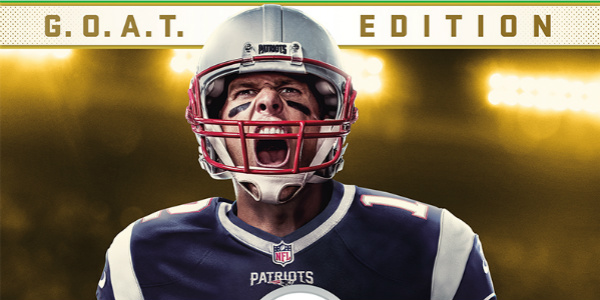 Tom Brady Madden NFL 18