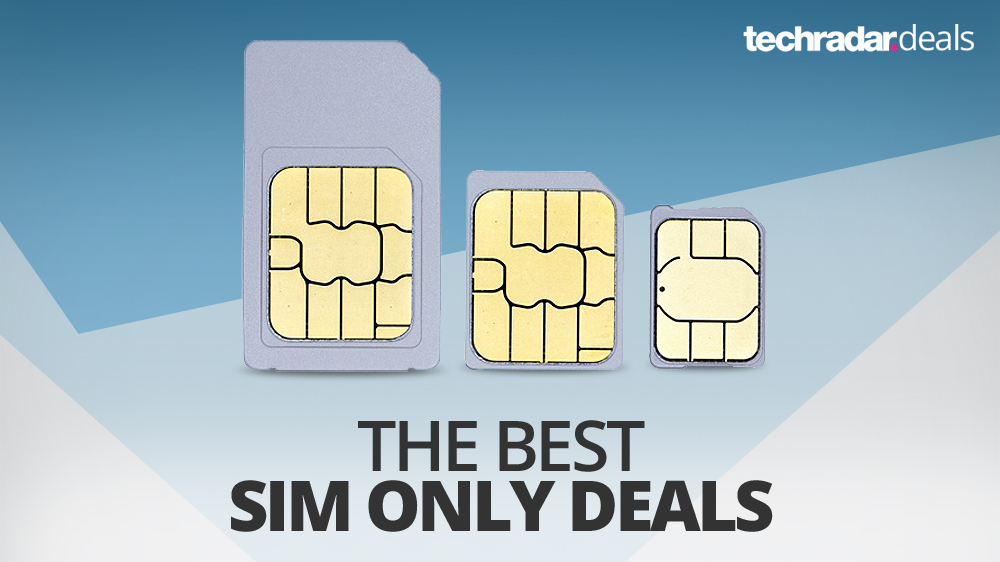 Best contract SIM-only deals