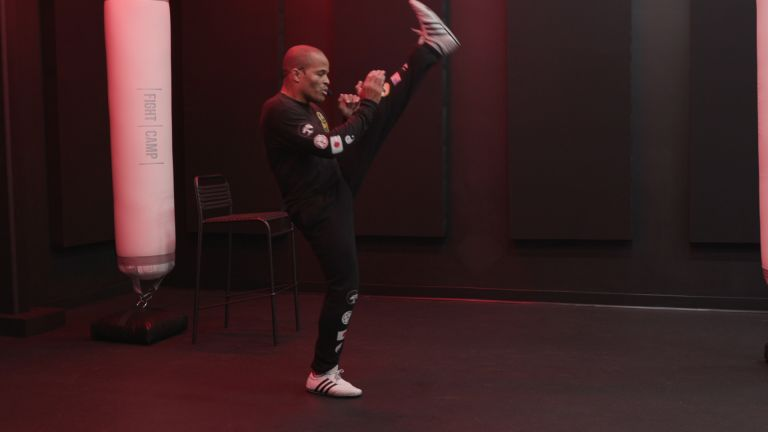FightCamp Strength and Flexibility Workout for Kickboxers