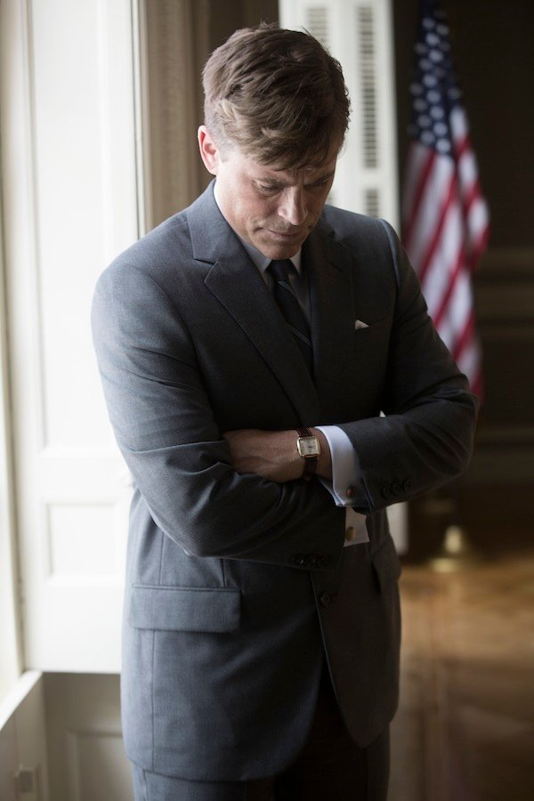 Rob Lowe as Kennedy