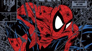 cover of Spider-Man #1