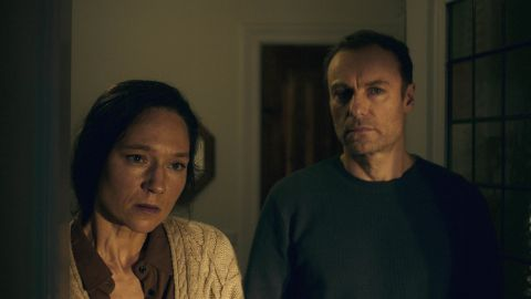 Jan (Mark Waschke) and Nina (Sabine Timoteo) in 'Human Factors.'
