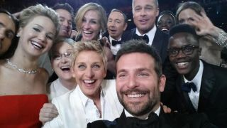 Twitter, Ellen Degeneres, Oscars