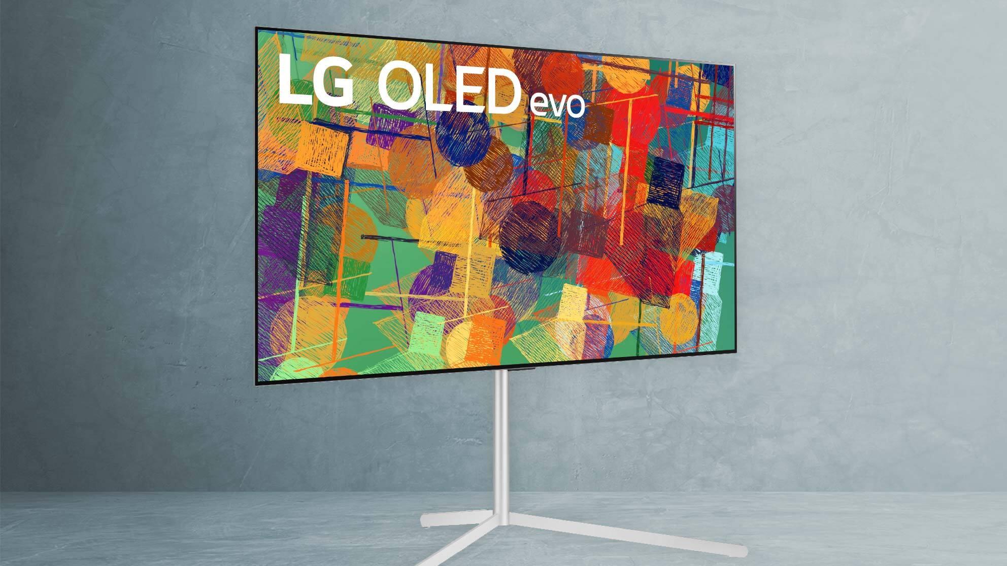 Galería OLED LG G1