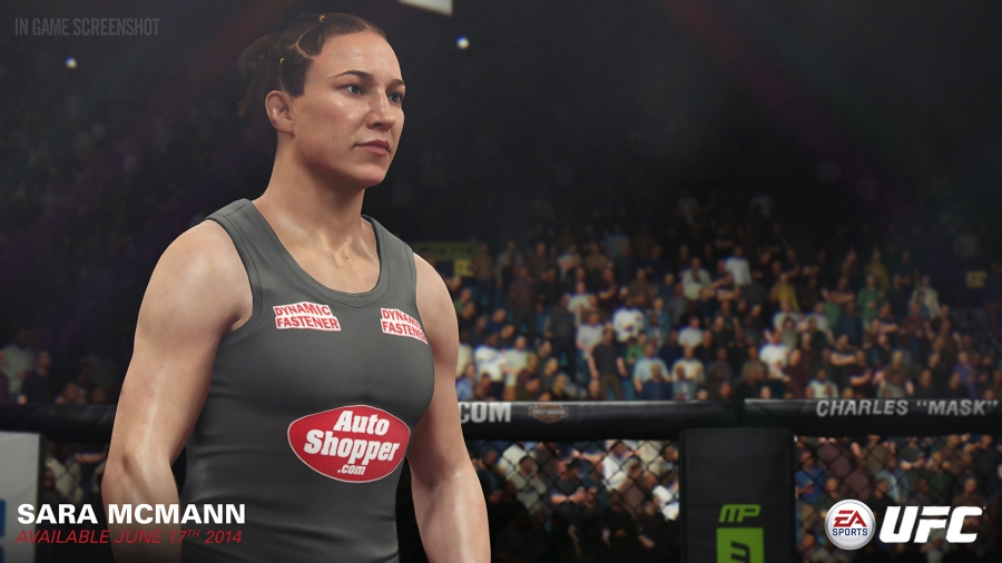 EA Sports UFC Screenshots Keep The Hype Going For PS4, Xbox One #31511