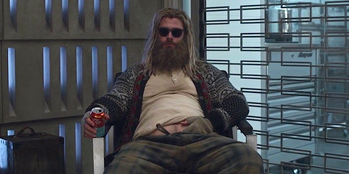Asking The Important Questions: Will Chris Hemsworth's Thor Still Be Fat In  Thor: Love And Thunder? - CINEMABLEND