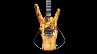Cynosure Dio guitar