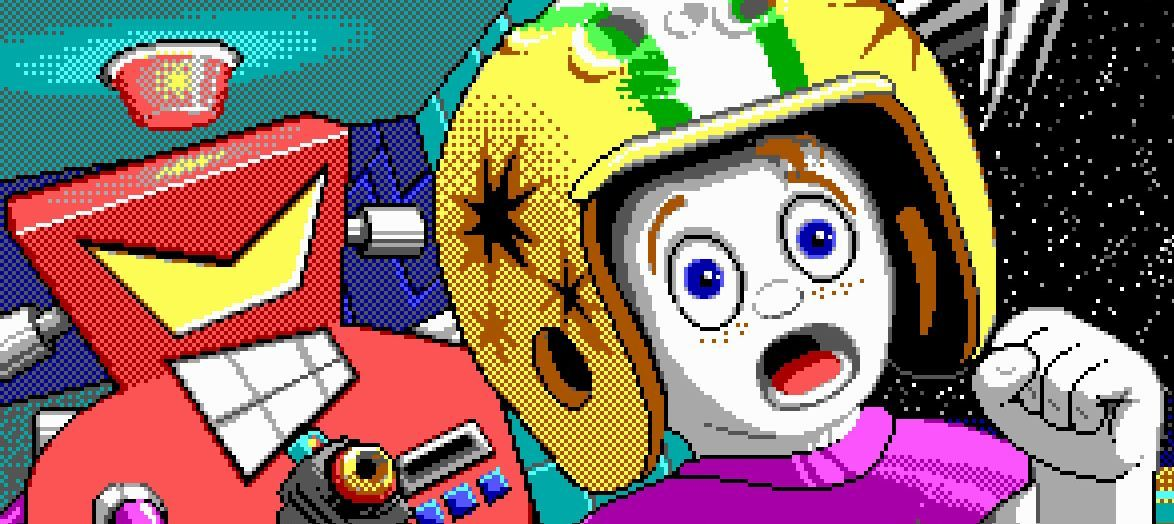Commander Keen is back, as a free-to-play mobile game