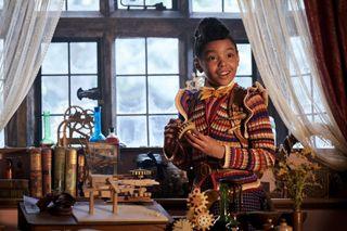 Madalen Mills in 'Jingle Jangle'