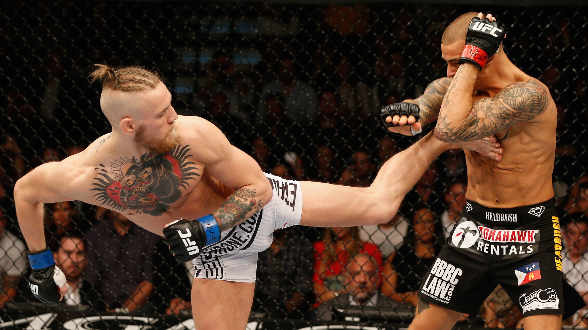 McGregor vs Poirier 2 live stream: date, time and how to watch UFC 257 from anywhere