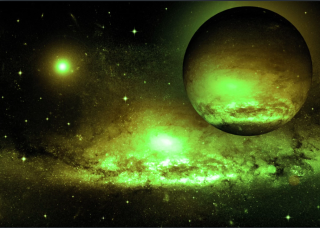 Alien life may be very different from Earth creatures. Perhaps, they spew a toxic gas called phosphine.