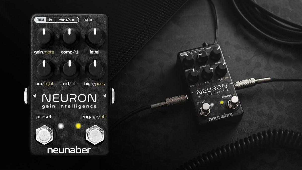 "NAMM 2019: Neunaber announces ultra-versatile, ""hyper-realistic"" Neuron guitar preamp"