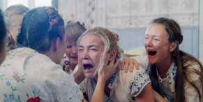 Black Widow's Florence Pugh Shares Funny Midsommar Throwback Photo