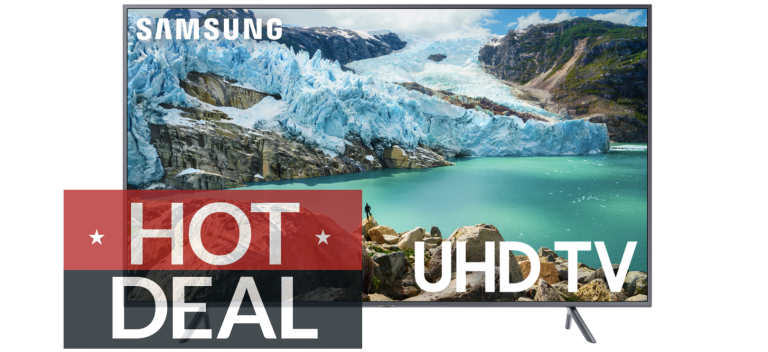 Samsung 4K Smart TV 43-inch Walmart deals