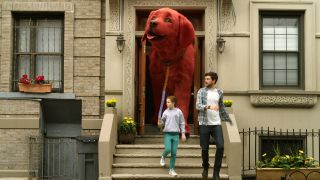 Paramount Pictures' 'Clifford the Big Red Dog'